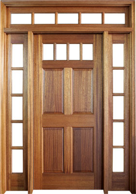 Divided Light Double Entry Doors New Orleans Metairie