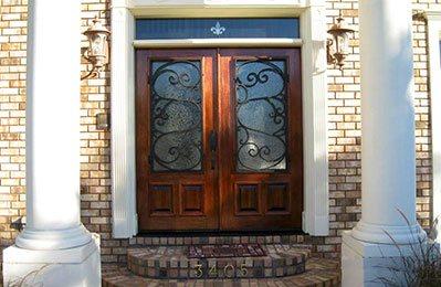 Doors Of Elegance New Orleans, Metairie   Custom Wood, Glass ...