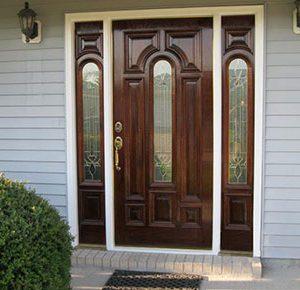 Fiberglass Doors Artisan Collection