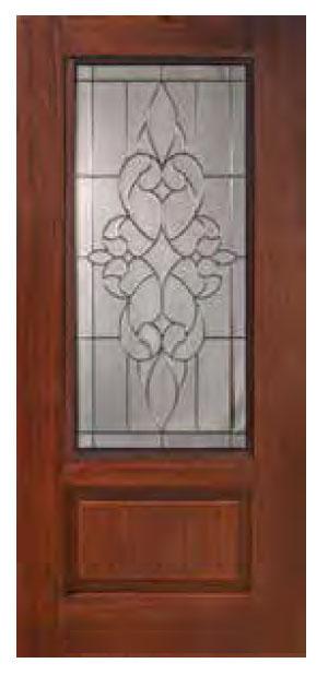 1 Panel 34 Lite Courtlandt Door1 - 1-Panel-34-Lite-Courtlandt-Door