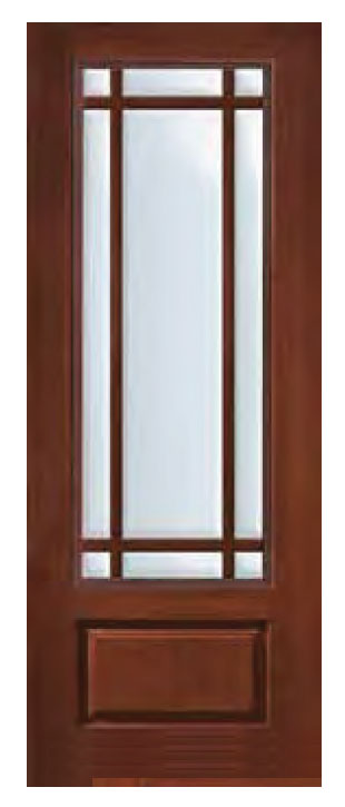 1 Panel Marginal 9 Lite SDL Door 8 - 1-Panel-Marginal-9-Lite-SDL-Door-8