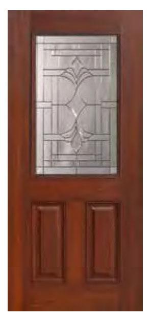 1 2 Lite Marsala Door1 - 1_2-Lite-Marsala-Door