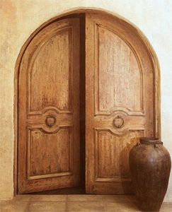 20 Seville1 243x300 - Solid Wood Doors