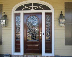 209 Barrington1 300x240 - Insulated Beveled Glass Doors