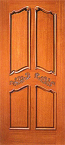 3041 - Solid Wood Doors
