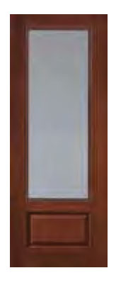 34 Lite Privacy Clear Glass Doors 8 - 34-Lite-Privacy-Clear-Glass-Doors-8