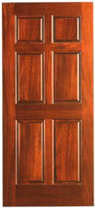 6 PANEL 30401 138x300 - Solid Wood Doors