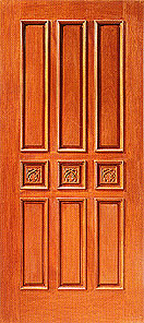 91 - Solid Wood Doors