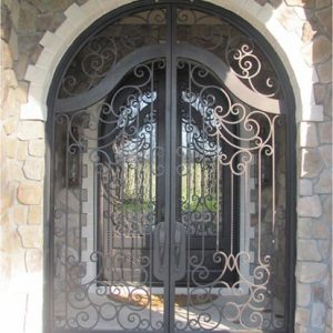 Barcelona Gate1 300x300 - Wrought Iron Doors
