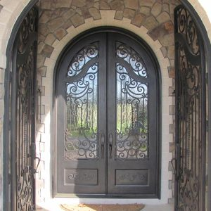 Barcelona1 300x300 - Wrought Iron Doors