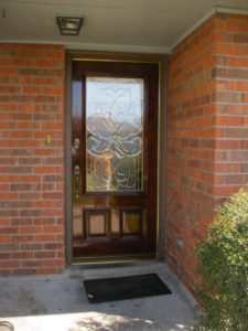 Bevel Glass IMG 07711 225x300 - Insulated Beveled Glass Doors