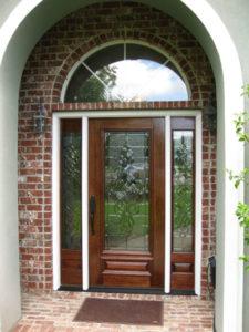 Bevel GlassIMG 09031 225x300 - Insulated Beveled Glass Doors