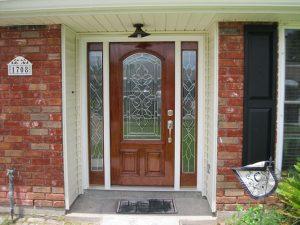 BevelGlassIMG 09561 300x225 - Insulated Beveled Glass Doors