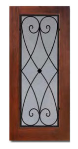 Charleston1 158x300 - Fiberglass Doors Artisan Collection