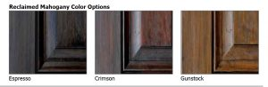 Color Options1 300x98 - Fiberglass Doors Artisan Collection