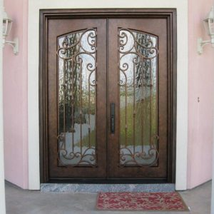 Iron 11 300x300 - Wrought Iron Doors
