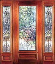Orleans - Insulated Beveled Glass Doors