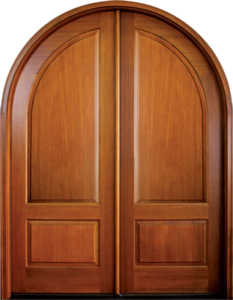 Pinehurst Solid Panel1 233x300 - Solid Wood Doors