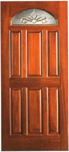 SUNRISE 30101 137x300 - Solid Wood Doors
