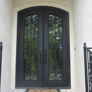 St. Phillip1 300x300 - Wrought Iron Doors