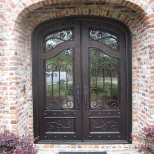 Toulose1 300x300 - Wrought Iron Doors