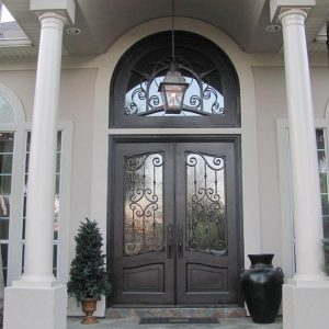 Valencia1 300x300 - Wrought Iron Doors