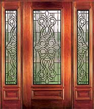 Venice - Insulated Beveled Glass Doors