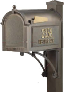 Whitehall Mailboxes1 209x300 - Mailboxes