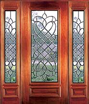 Windsor - Insulated Beveled Glass Doors