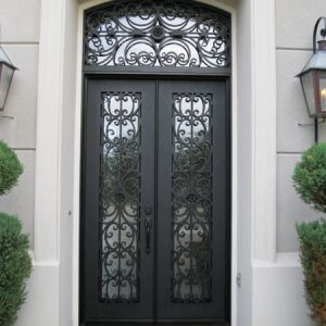 Wrought IronIMG 09661 300x300 - Wrought Iron Doors