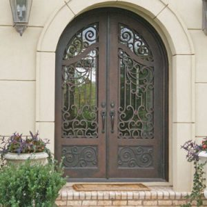 a 101 021 300x300 - Wrought Iron Doors