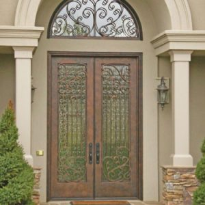 a 101 031 300x300 - Wrought Iron Doors