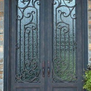 a 101 121 300x300 - Wrought Iron Doors