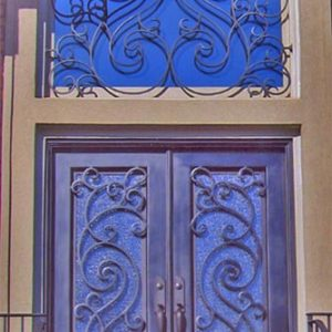 a 101 181 300x300 - Wrought Iron Doors