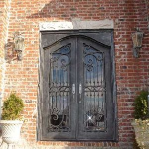 a 101 2061 300x300 - Wrought Iron Doors