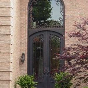 a 101 2081 300x300 - Wrought Iron Doors