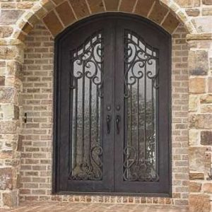 a 101 2121 300x300 - Wrought Iron Doors