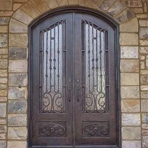 a 101 2131 300x300 - Wrought Iron Doors