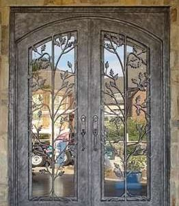 a 101 2171 262x300 - Wrought Iron Doors