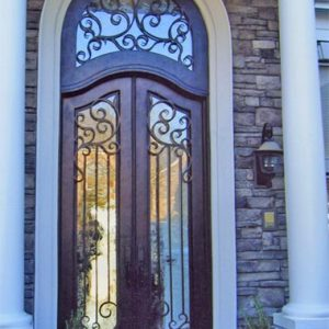a 101 221 300x300 - Wrought Iron Doors