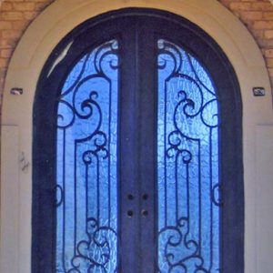 a 101 231 300x300 - Wrought Iron Doors