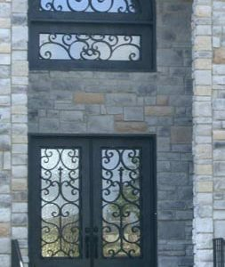 a 101 271 253x300 - Wrought Iron Doors