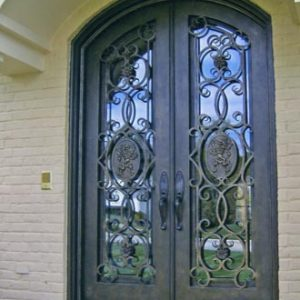 a 101 291 300x300 - Wrought Iron Doors