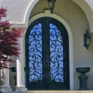 a 101 311 300x300 - Wrought Iron Doors
