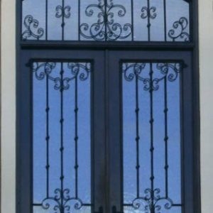 a 101 331 300x300 - Wrought Iron Doors