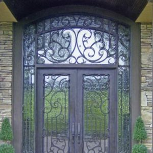 a 101 371 300x300 - Wrought Iron Doors