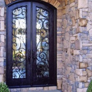 a 101 381 300x300 - Wrought Iron Doors