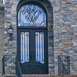 a 101 401 300x300 - Wrought Iron Doors