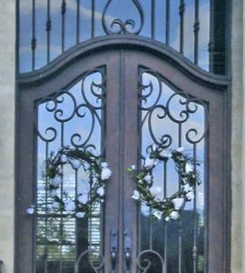 a 101 421 270x300 - Wrought Iron Doors