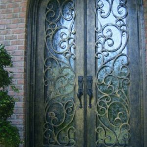 a 101 441 300x300 - Wrought Iron Doors